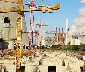 Braunkohlekraftwerk Grevenbroich – Neurath, Schlitzbunker