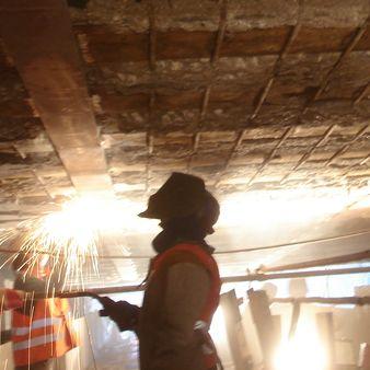 Instandsetzung der Brücke Ackerstraße