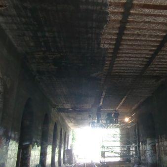 Instandsetzung der Brücke Karl-Geusen-Straße