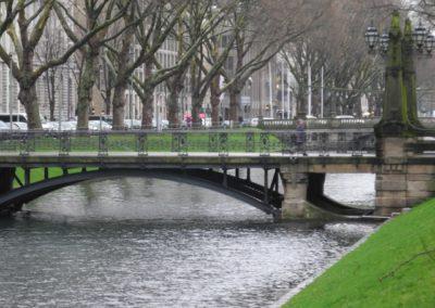 Instandsetzung der Brücke Bastionstraße