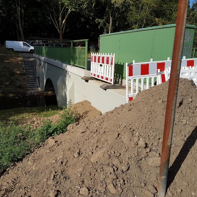 Instandsetzung der Brücke Tönisheider Straße