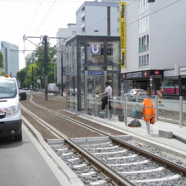 BOL und Projektkoordination Aufzugsnachrüstung Nordstraße