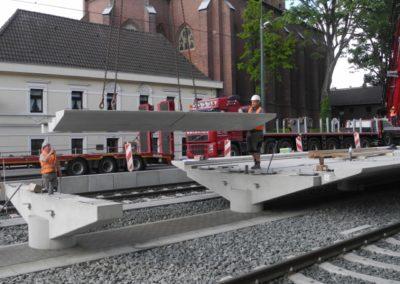 BOL und Projektkoordination Haltestelle Nikolaus-Knopp-Platz