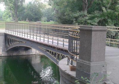 Instandsetzung der Goldenen Brücke