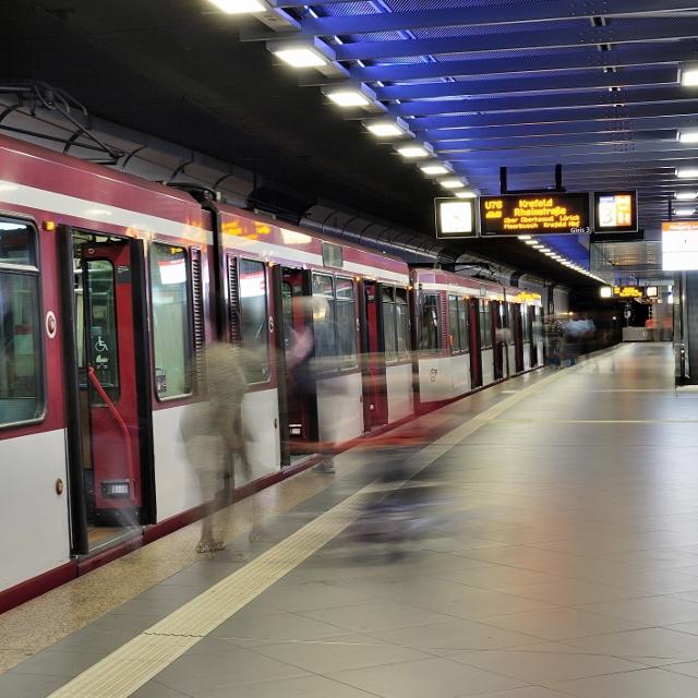 BOL und Projektkoordination, Dhb U-Bahnhof Brandschutzmaßnahmen und Nachrüstung Blindenleitsystem