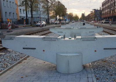 BOL und Projektkoordination Haltestelle Lierenfeld Btf