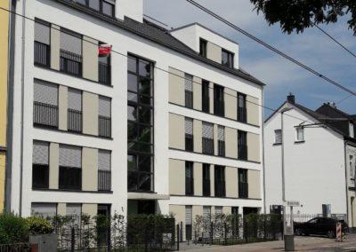 Qualitätskontrolle Mehrfamilienhäuser